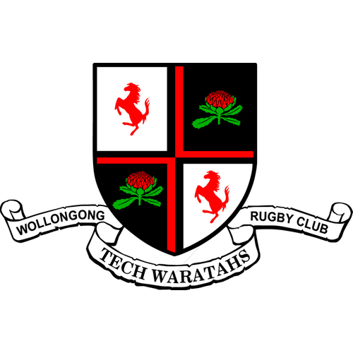 Tech Waratahs 1st Seniors Men